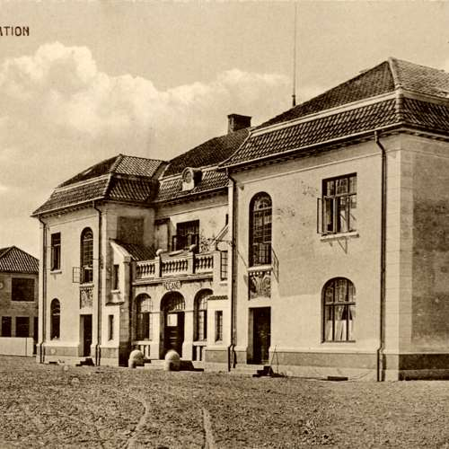 N.K. 1916 Elverum Station
